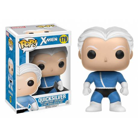 Marvel - X-Men - Funko POP N° 179 - Quicksilver