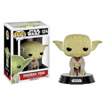 Star Wars - Funko POP N° 124 - Dagobah Yoda