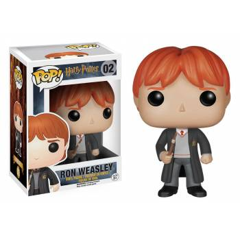 Harry Potter - Funko POP N° 02 - Ron Weasley