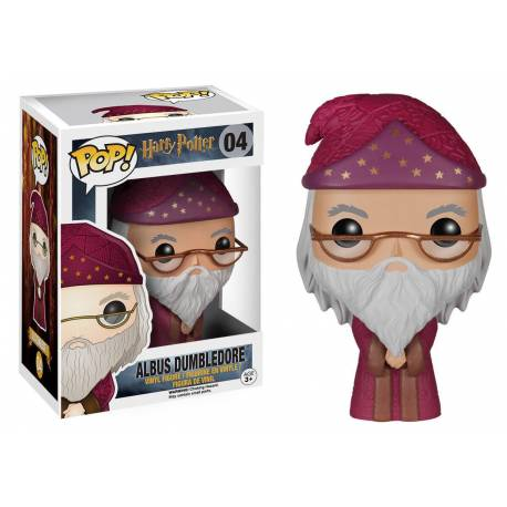 Harry Potter - Funko POP N° 04 - Albus Dumbledore