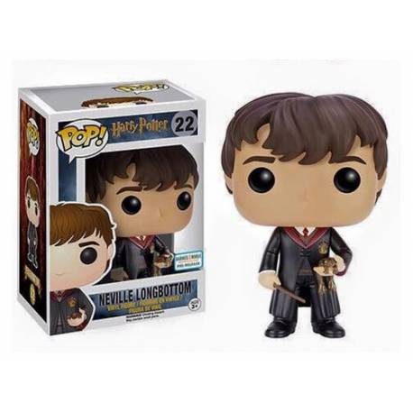 Harry Potter - Funko POP N° 22 - Neville Longbottom (Limited)