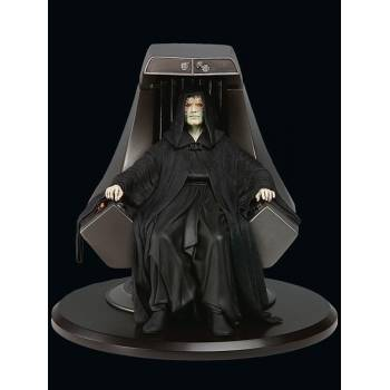 Star Wars - Resin Statue - Palpatine 18 cm - Limited Edition 2000 Exemplaires
