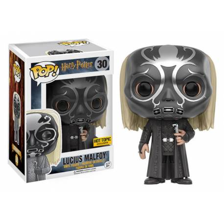 Harry Potter - Funko POP N° 30 - Lucius Malfoy - Death Eater
