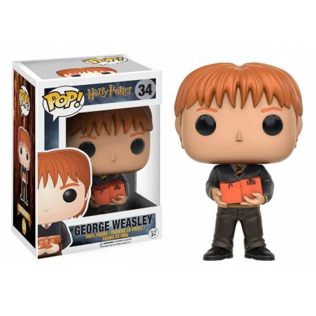 Harry Potter - Funko POP N° 34 - George Weasley