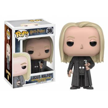 Harry Potter - Funko POP N° 36 - Lucius Malfoy