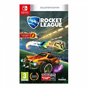 Rocket League - Edition Collector - Switch