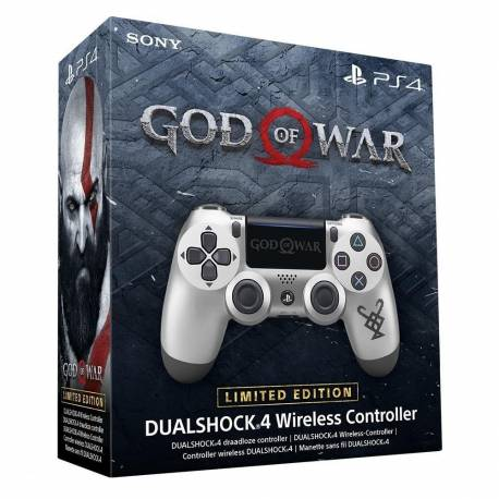 Manette PS4 DualShock V2 - Edition limitée God of War