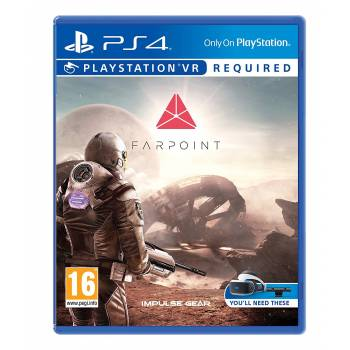 Farpoint - PlayStation VR - PS4