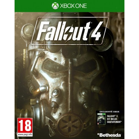 Fallout 4 + Fallout 3 - Xbox One