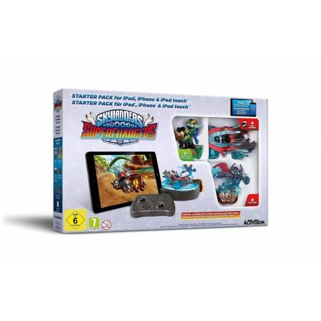 Skylanders Superchargers - pack de démarrage - Tablette Apple