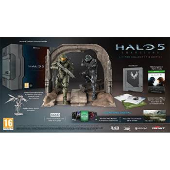 Halo 5 : Guardians (Limited Collector's Edition) - Xbox One