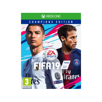 Fifa 19 Édition Champions - Xbox One