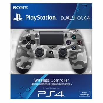 Control Pad Wireless DUALSHOCK 4 Urban Camouflage - PS4