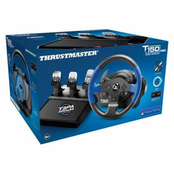 Thrustmaster Volant + Pédales T150 Pro Force Feedback