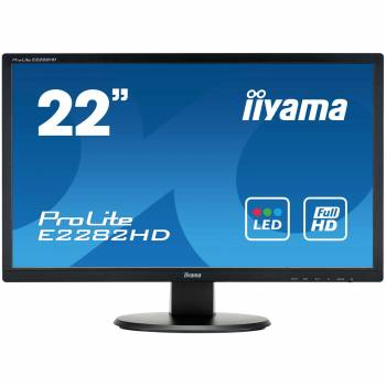 "iiyama ProLite Moniteur LED Full HD 22"" ProLite E2282HD-B1"