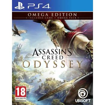 Assassin's Creed Odyssey - Edition Omega - PS4