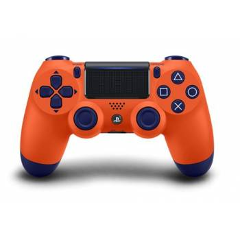 Manette Sans Fil DualShock V2 Sunset Orange - PS4