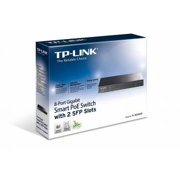 TP-LINK Switch TL-SG2210P Noir