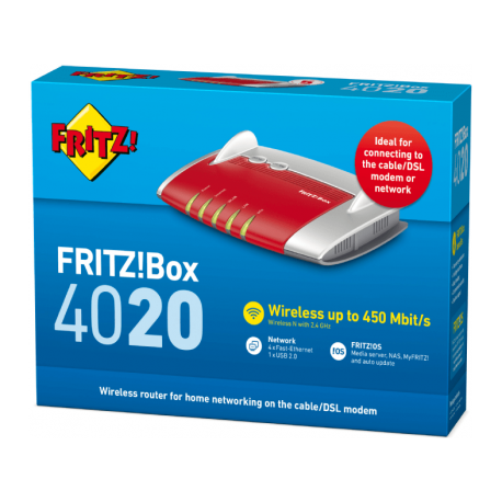 AVM Routeur (FRITZ!Box 4020)