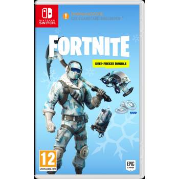 Fortnite - Deep Freeze Bundle (Code-in-a-box) - Switch