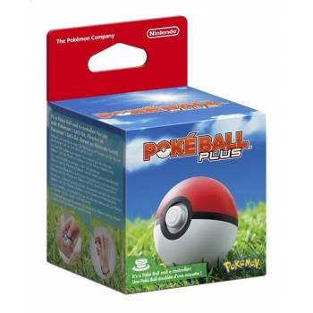 Poké Ball Plus - Switch