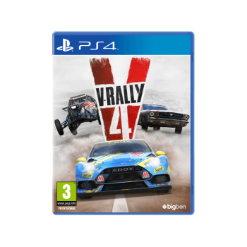 V-Rally 4 FR/NL - PS4