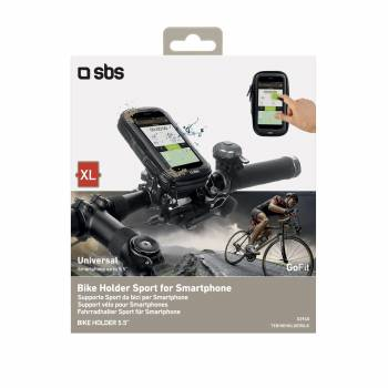 SBS - Support Smartphone pour vélo (5.5'' max)