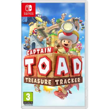 Captain Toad: Treasure Tracker [NL Box] - Switch