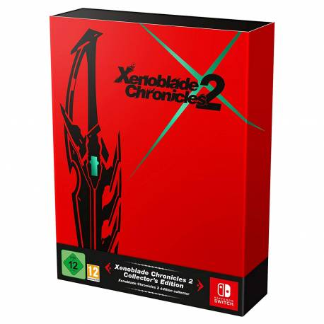 Xenoblade Chronicles 2 Collector Edition - Switch
