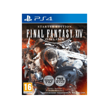Final Fantasy XIV Starter Edition - PS4