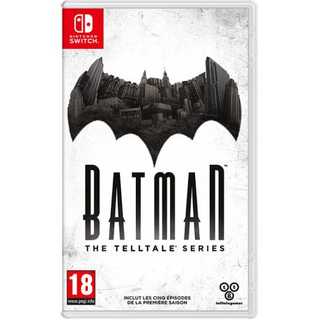 Batman : The Telltale Series - Switch