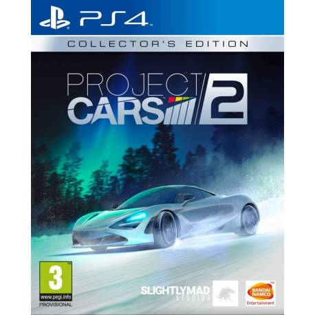 Project Cars 2 - Collector's Edition - PS4