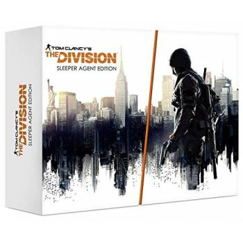 Tom Clancy's The Division Sleeper Agent - Collector Edition Xbox One