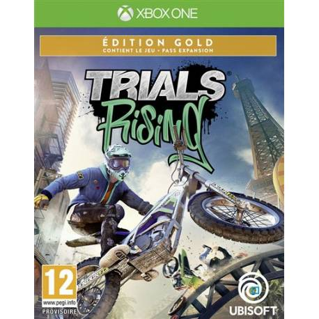 Trials Rising Édition Gold - Xbox One