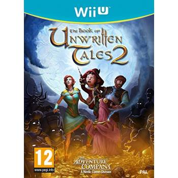 Book of Unwritten Tales 2 - Wii U