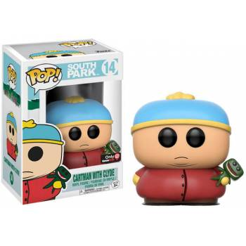 South Park - Funko POP N° 14 - Cartman with Clyde LIMITED