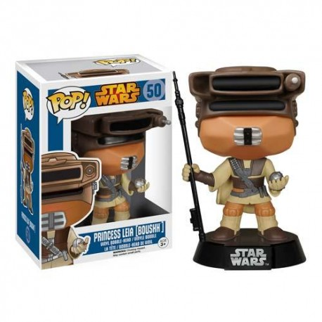 STAR WARS REBELS - Funko POP N° 50 - Princess Leila (Boushh)