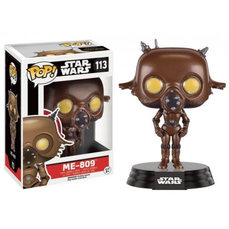 STAR WARS 7 - Funko Pop N° 113 - Me-809 Droid