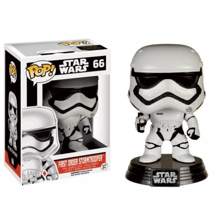 STAR WARS 7 - Funko Pop N° 66 - First Order Stormtrooper