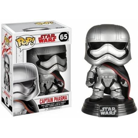 STAR WARS 7 - Funko Pop N° 65 - Captain Phasma