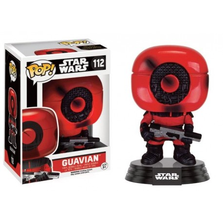 STAR WARS 7 - Funko Pop N° 112 - Guavian