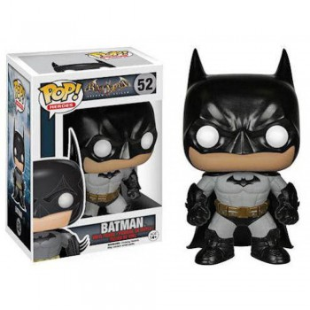 BATMAN - Funko POP N° 52 - Arkham Asylum Batman