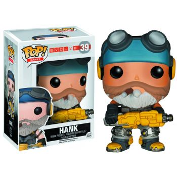 EVOLVE - Funko POP N° 39 - Hank