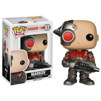 EVOLVE - Funko POP N° 37 - Markov