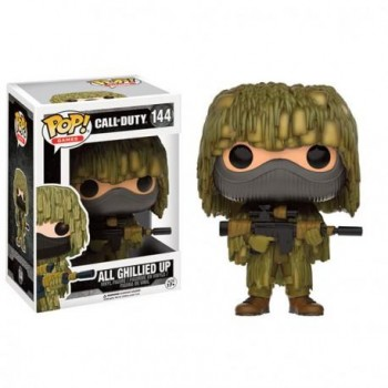 CALL OF DUTY - Funko POP N° 144 - All Ghillied Up