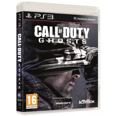 Call of Duty : Ghosts- PS3