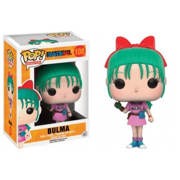 DRAGON BALL Z - Funko POP N° 108 - Bulma