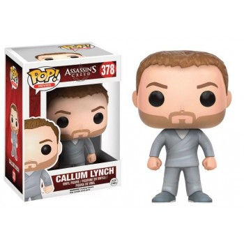 ASSASSIN CREED MOVIE - Funko Pop N° 378 - Callum Lynch