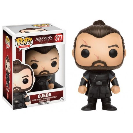 ASSASSIN CREED MOVIE - Funko Pop N° 375 - Aguilar