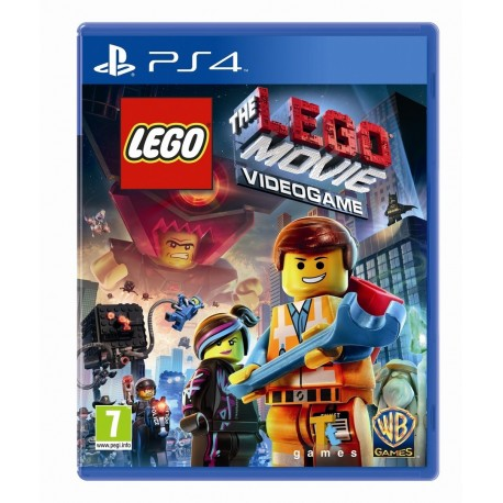 LEGO Movie - The Videogame PS4
